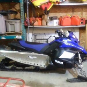 2012 Yamaha Nytro EXCELLENT condition!!