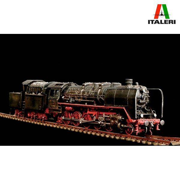 Italeri 8702 German Lokomotive BR50 1/87 HO scale model kit