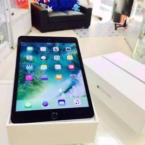 MINT CONDITION IPAD MINI 4 16GB WI-FI ONLY GREY BOX TAX INVOICE Surfers Paradise Gold Coast City Preview