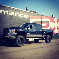 20x10 8x180mm Fuel Lethals with 37x12.50R20LT M/T Baja ATZ P3's