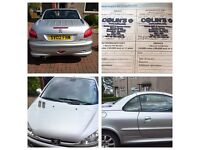 Convertible mot til Feb 2017 no swaps need space reasonable offers quick sale needed