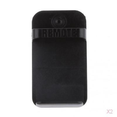 2Pieces For Apple TV2 TV3 TV4 Remote Control Holder Storage Stick Box Cradle