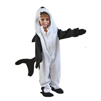Kids Whale Costume (Child Killer Whale Costume)