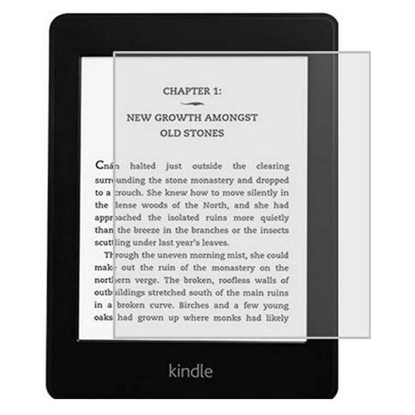 3x Display Schutz Folie Kindle Paperwhite klar Displayschutzfolie Top Qualität
