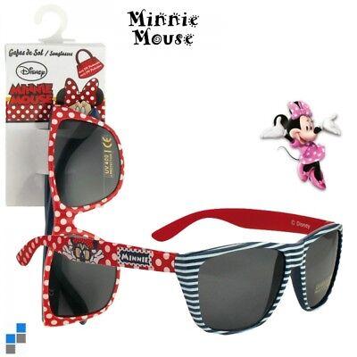 Disney Kinder Sonnenbrille Minnie Mouse UV Schutz