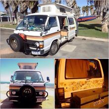 Toyota Hiace Cable Beach Broome City Preview