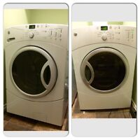 GE Front Load Washer/Dryer