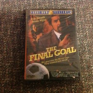 DVD MOVIE THE FINAL GOAL
