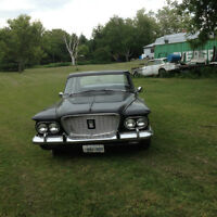 1961 VALIANT V200 SLANT 6 PUSH BUTTON  VERY RARE CAR