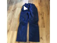 Chainsaw trousers and goretex chainsaw boots