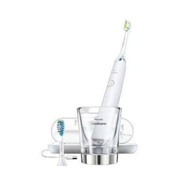 Philips HX 9337/88 Sonicare DiamondClean weiß Elektrische Zahnbürste Schall