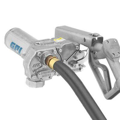 Gpi 110300-1 M-180s 18 Gpm Non-automatic Shut-off Fuel Transfer Pump