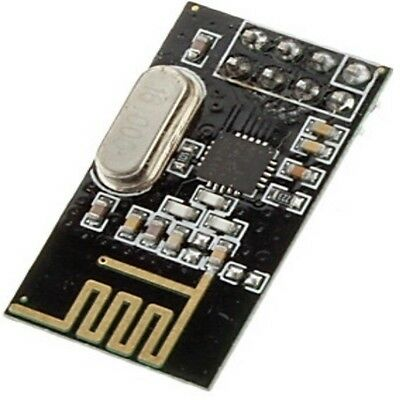 NRF24L01+ Radio Transceiver Module 2.4Ghz RF Arduino PI ARM Model Wireless 200M