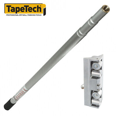 Tapetech Corner Roller With 3-8 Ft Extendable Handle