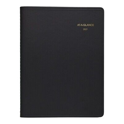 At-a-glance Core 15-month Planner 9 X 11 Black 2021 - 2022 7026005