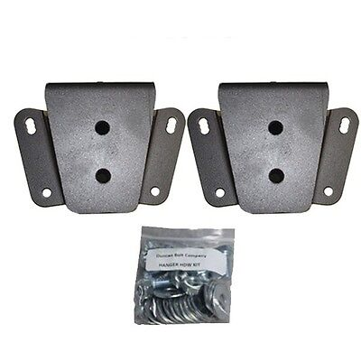 2 Lowering Hangers 97 03 Ford F150 All cabs short bed Suspension Kit drop