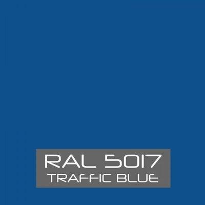 Ral 5017 Traffic Blue Powder Coating Paint - New 1lb
