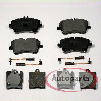 Mercedes CLK [C209 A209] - Bremsbeläge Bremsklötze Warnkabel für vorne hinten