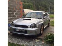 Subaru Impreza forged WRX STI JDM Prodrive