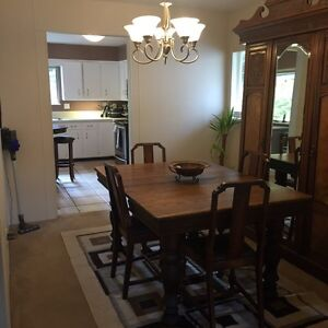 Airbnb private room for rent 5 bedroom house north van North Shore Greater Vancouver Area image 5