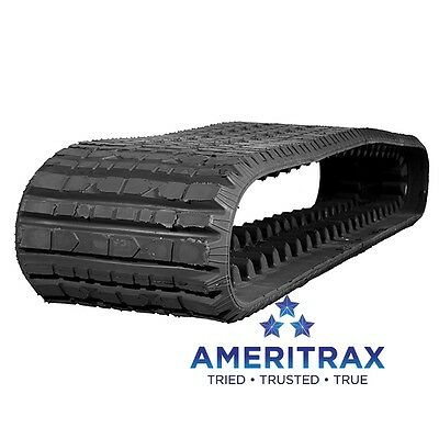 2 Cat 287b Rubber Tracks 457x101.6x51 Usa Free Shipping Great Rubber Tracks
