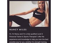 **PERSONAL TRAINER**