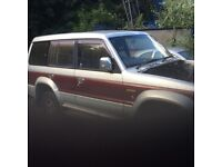 Wanted Mitsubishi shogun / pajero / l200 with good 2.5 or 2.8 Diesel engines