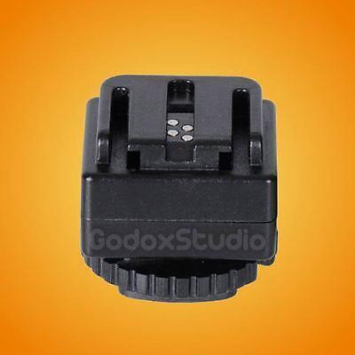 UK C-S1 Hot Shoe Converter Adapter for Sony Minolta Flash to Canon Nikon Camera