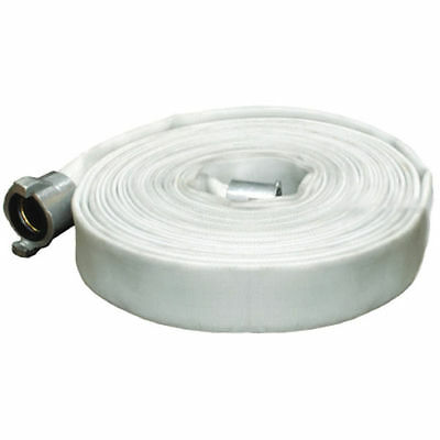Be 1-12 X 50 Lay Flat Discharge Hose For Fire Pumps