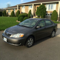 2005 TOYOTA COROLLA CE - ONLY 126,000KMS - AUTOMATIC