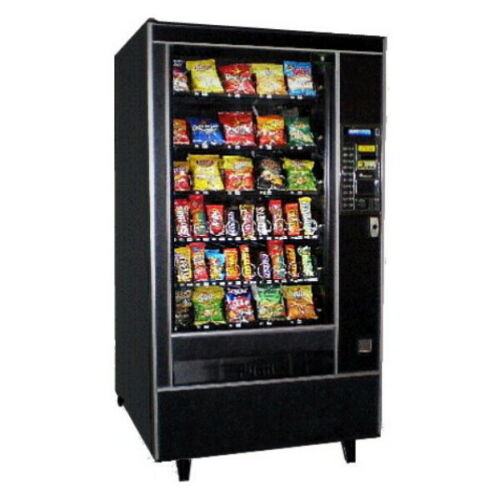 Automatic Products AP 113 Refurbished Snack Vending Machine 5-Wide FREE SHIPPING
