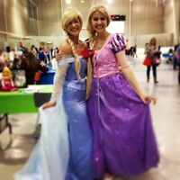 Professional Princesses for Hire!!!!