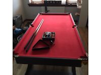 Pool Table - delivery available