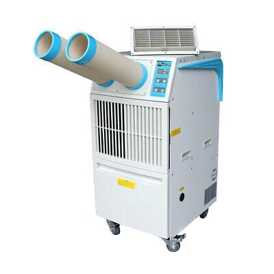 12000 Btu Climatemp Air Cooled Portable Air Conditioner Spot Cooler