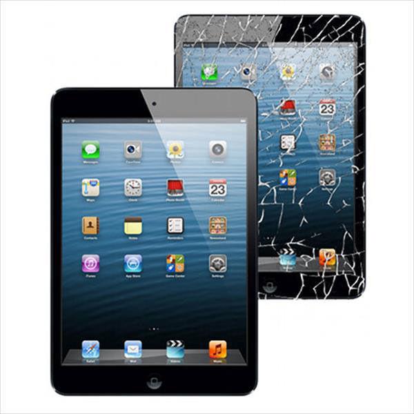 Apple Ipad Air Screen Repair Service - Cracked Or Broken Glass Digitizer Screen