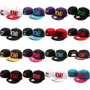 New-Fashion-YMCMB-Snapbacks-Hip-Hop-Hats-Rock-Caps-Adjustable-Baseball-Hot-Sell