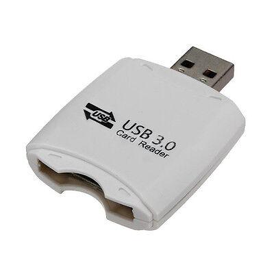 USB 3.0 Micro SD TF SDHC SDXC MMC Card Reader High Speed 5Gbps N3