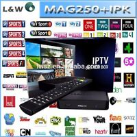 IPTV MAG 254  With 1 month free then $15/month