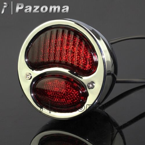 1928 1932 Style Ford Model A Duolamp Led Tail Light For