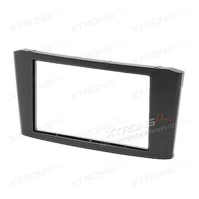 TOYOTA AVENSIS 2002 to 2008 DOUBLE DIN FASCIA FACIA PANEL ADAPTOR CAR STEREO