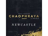 Chef positions - Chaophraya - New Opening