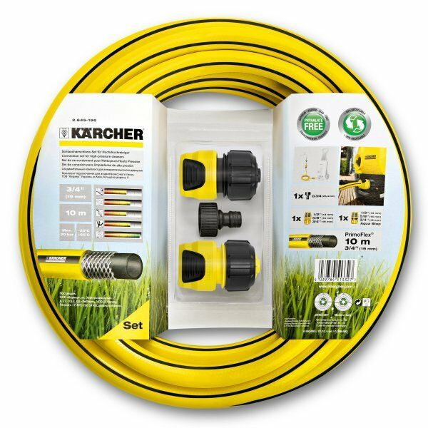 GENUINE KARCHER Hose Connection Set For Pressure Washers (2645156 2.645-156.0)