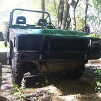 1984 ILTIS Military Jeep