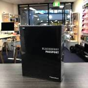 Brand new BlackBerry Passport Black 32G UNLOCKED INVOICE Forest Lake Brisbane South West Preview