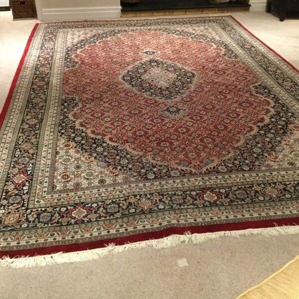 Large Persian handmade carpet/rug