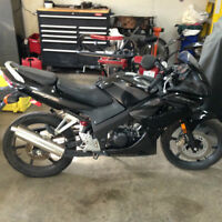Looking for CBR125 Parts