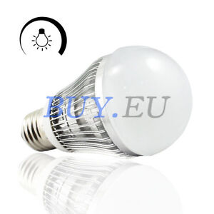 6W/14W Warm White/White E27/E26 Medium base Dimmable LED Light A15/A19 Bulb