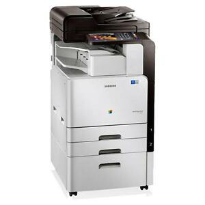 Samsung CLX-9301NA Color Laser Printer COLOUR Copier Scanner office Copier Buy Copiers Printers