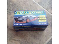 Scale trip Bugatti veyron Matt black new boxed