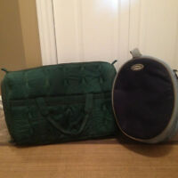 helmet bag and show bag for sale!